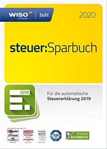 WISO steuer:Sparbuch 2020 (für Steuerjahr 2019) | PC Aktivierungscode per Email
