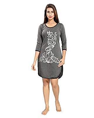Women's woolen, printed, winter wear kurti