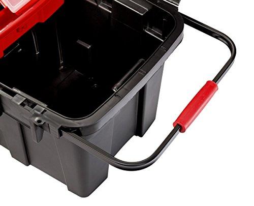 PARAT 5814500391 Profi-Line Werkzeug-Container, rollbar (Ohne Inhalt) - 9
