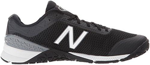 New Balance Herren Training Hallenschuhe Mehrfarbig (Black/White)