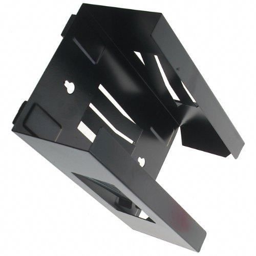 Magnetischer Halter für Einweghandschuhe und Taschentuch-Box / Handschuhhalter (Handschuhspender o. Taschentuchspender) SCHWARZ (Rot Internationale Werkzeug-boxen)