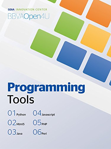 Ebook: Programming Tools (BBVAOpen4U Series) por BBVA Innovation Center