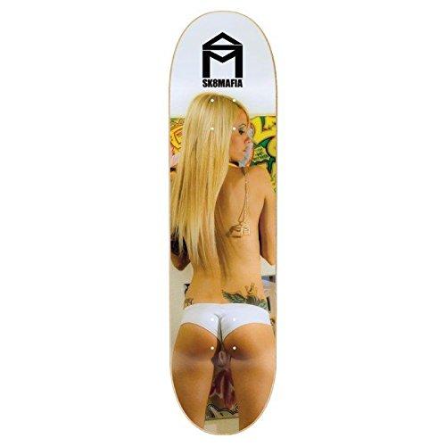 sk8mafia SMBL6A03-80 Skateboard Deck (Sk8mafia Skateboard Decks)