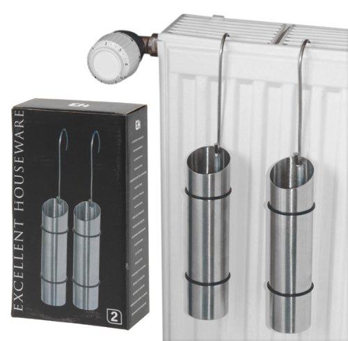 Preisvergleich Produktbild 2er Set Luftbefeuchter Radiator Verdampfer