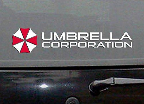 2-x-umbrella-corporation-no2-resident-logo-aufkleber-12cm-kralle-claw-auto-tuning-styling-motorrad