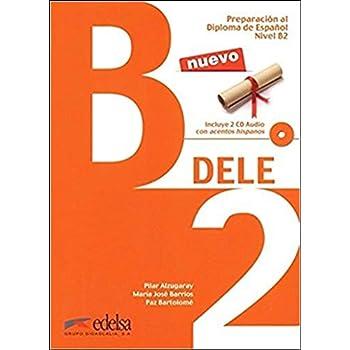Preparacion al diploma de espanol B2 - Livre + CD