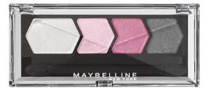 Maybelline Silk Glam Eyestudio Quad Eyeshadow - 21 Pink Drama