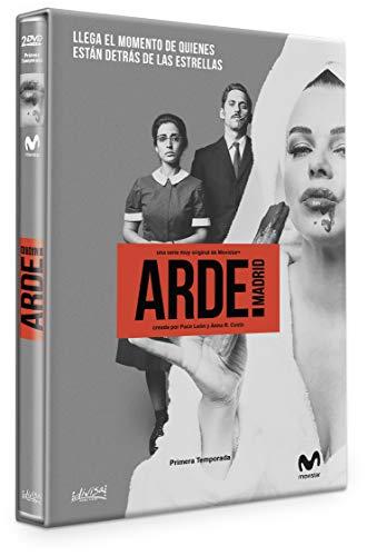 Arde madrid - serie completa [DVD]