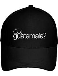 Idakoos Got Guatemala? Bold - Paises - Gorra De Béisbol