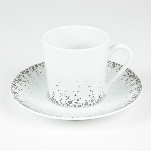 Table Passion - Tasse à café porcelaine decorée (par6)