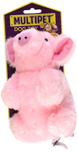 multipet-cochon-jouet-parlant-pour-chien-tissu-rembourr-doudou-15-cm