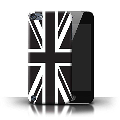 Stuff4® Hülle/Case für Apple iPod Touch 5 / Union Jack Flagge Muster/Großbritannien/Britischer Stolz Kollektion Ipod Touch Jack