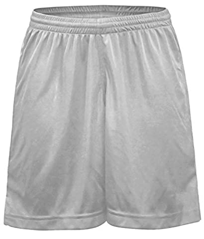 Admiral Club Ready-to-Play Women's Soccer Shorts, White,