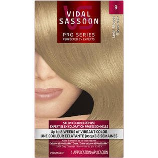 vidal-sasson-pro-series-perfected-by-experts-9-light-blonde-by-vidal-sassoon