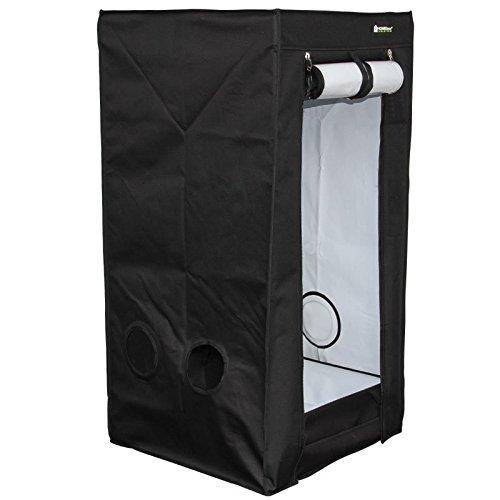 Homebox Evolution Q60Grow Zelt-60cm x 60cm x 120cm -