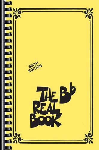 The Real Book: Volume I Sixth Edition B Flat Instruments (Mini Edition)