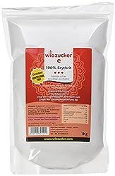 Wiezucker Erythritol, 1er Pack (1 x 1 kg)