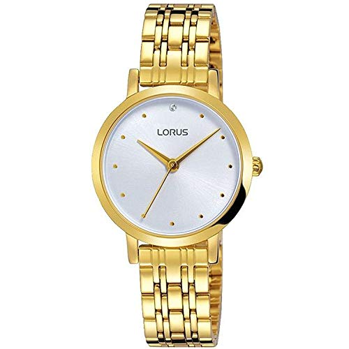 lucardi–Lorus–Lorus Damas Reloj de pulsera rg252mx9para mujer–acero inoxidable