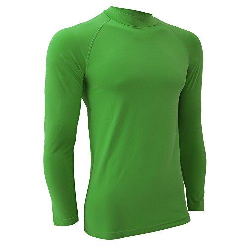 Finden & Hales - Maglia per Sport - Uomo Verde