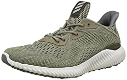 Adidas ALPHABOUNCE EM M Tan Running Shoes
