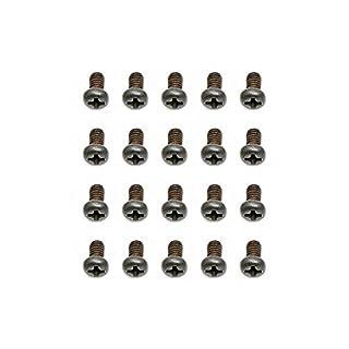 Team Associated Screws, 2.5X4mm BHPS
