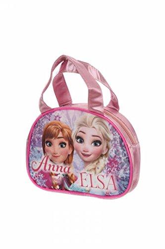 Disney Die Eiskönigin Tragetasche Anna & ELSA rosa