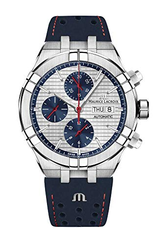 Maurice Lacroix Herrenuhr AIKON Chronograph Automatic Chronograph Limited Edition AI6038-SS001-133-1