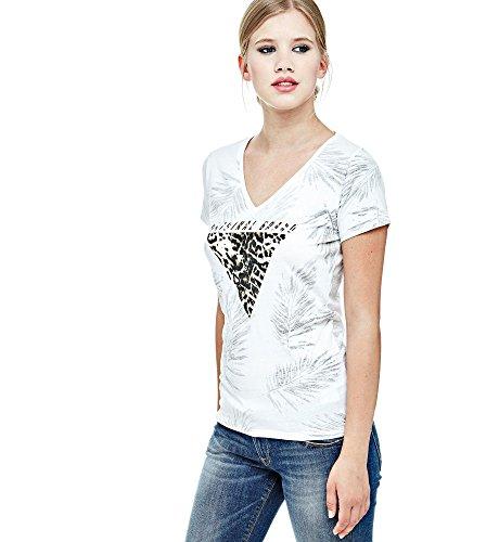 GUESS JEANS Tee shirt - W72I51K5EX0 - FEMME