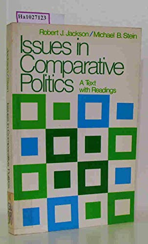 Issues in Comperative Politics. A Text with Readings.
