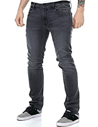 Jeans Element Boom - Slim Fit Noir Mid Used