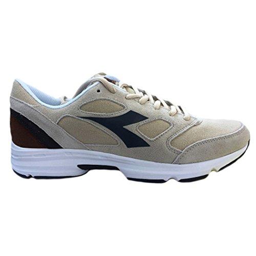 Schuhe Running Diadora Shape 7Wildleder und Canvas Art.171466 TIDAL FOAM/NINE IRON
