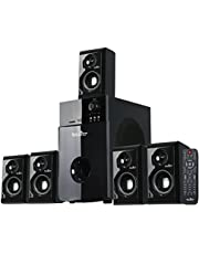 Jack Martin 7600 5.1 Bluetooth/SD Card/Pendrive Multimedia Home Theatre Speaker System with Built in FM Radio
