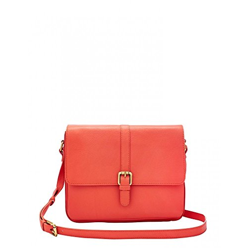 Joules Padstow Ladies Leather Bag (S) Peachy Pink