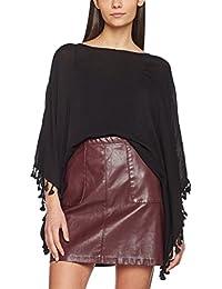 Molly Bracken G216P17, T-Shirt Femme, Noir (Black), Taille Unique (Taille Fabricant: TU)
