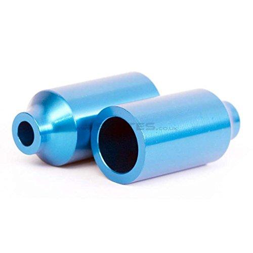 BLAZER PRO Scooter Pegs Canista Alloy mit Schrauben (1 Paar) blue