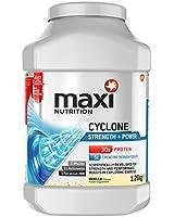MaxiNutrition Cyclone Strength and Power Protein Shake Powder 1.26 kg - Vanilla