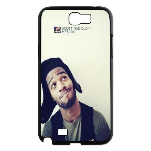 Wlicke Kid Cudi High Quality Durable samsung galaxy note2 n7100 Case, Personalised Protective Cover Case for samsung galaxy note2 n7100 with Kid Cudi