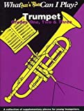 What Jazz And Blues Can I Play: Trumpet/Piano, Grades 1-3 Model IMP4773A
