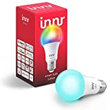 Innr E27 Smart LED Lampe, Color, dimmbar, RGBW, kompatibel mit Philips Hue* (RB 285C)