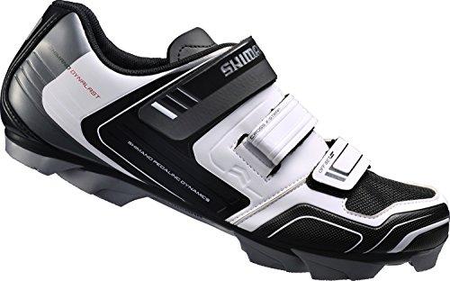 Shimano Erwachsene Fahrradschuhe MTB Radschuhe SH-XC31W GR. 39 SPD 3 Klettverschl.,ESHXC31G390W