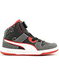 Puma Rebound Street SL MP - Zapatillas para niño Negro Negro 25 6e7e4c84633