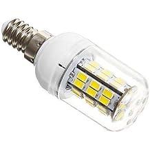 E14 Bombillas LED de Mazorca T 42 SMD 5730 1200 lm Blanco Fresco AC 12 V ( Color de Luz : Blanco Cálido )