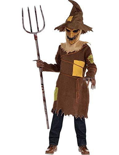 Scary Scarecrow Boy 14-16 Yrs