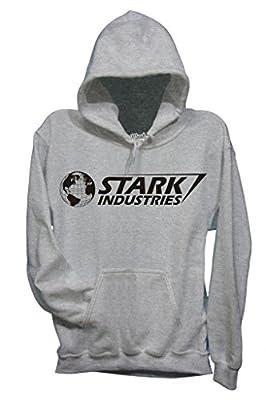 Sweatshirt Stark Industries Iron Man - Film By Mush Dress Your Style