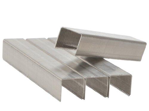 Rapid, 40109575, Agrafes N°140, Longueur 10mm, 648 pièces, Pour les travaux de construction et d'isolation, Acier Inoxydable, Haute performance
