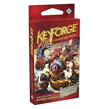 IT + Penna Fantàsia! Mazzo Il Richiamo degli Arconti Bundle 3x Keyforge