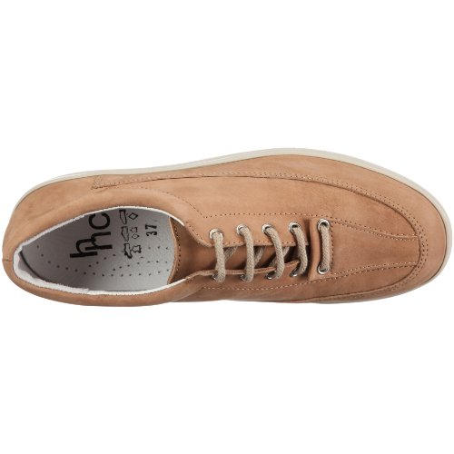 Hans Herrmann Collection Meran 170031-113, Chaussures basses femme Beige-TR-AF