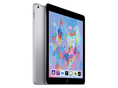 "Apple iPad, 9,7"" Display, Wi-Fi, 32GB, Space Grau"