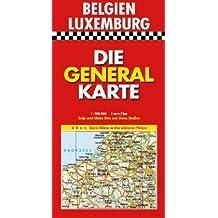 Belgium (Marco Polo Regional Maps)