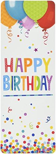 appy Birthday Lesezeichen' 0749 (Student Lesezeichen)